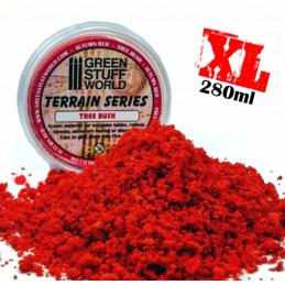 Flocage mousse - Automnal Rouge - 280ml - XL