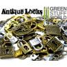 Antique Locks Beads 85gr