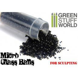 Micro boules en verre (0.5-1.5mm)