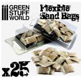SACOS ARENA flexibles x25