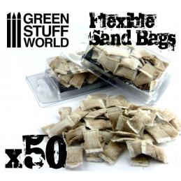 Modellsandsäcke x50
