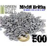 Ladrillos - Grises x500