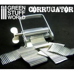 Corrugator - Werkzeugwellplatten