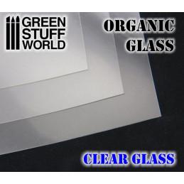 Plancha Cristal Organico