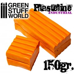 Plasteline Orange 150gr.