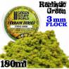Herbe Statique - Vert Réaliste - 180ml - L