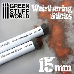 Pinceles Weathering 15mm