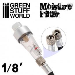Airbrush Moisture Air Filter 1/8