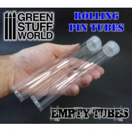 Empty tubes