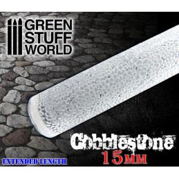 STRUKTURWALZE - KOPFSTEINPFLASTER 15mm