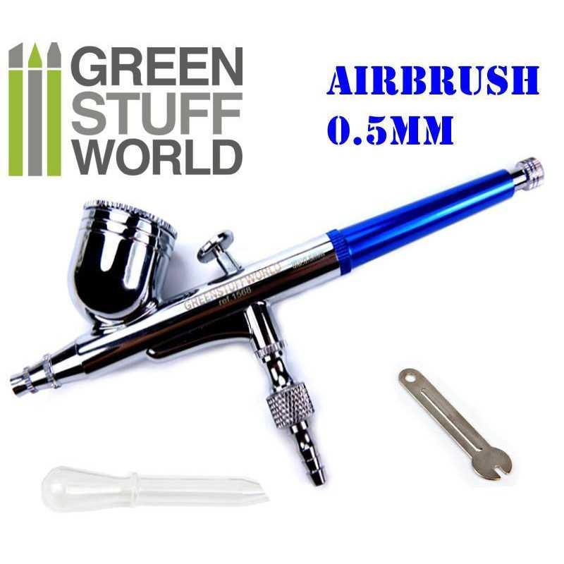 Aerografo GSW Doble-Acción 0.5 mm