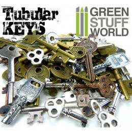 perlen Tubular Schlüssel 85 gr