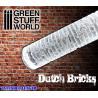 Rolling Pin DUTCH Bricks