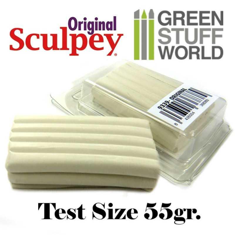 Super Sculpey Original 55 gr. - FORMATO TEST