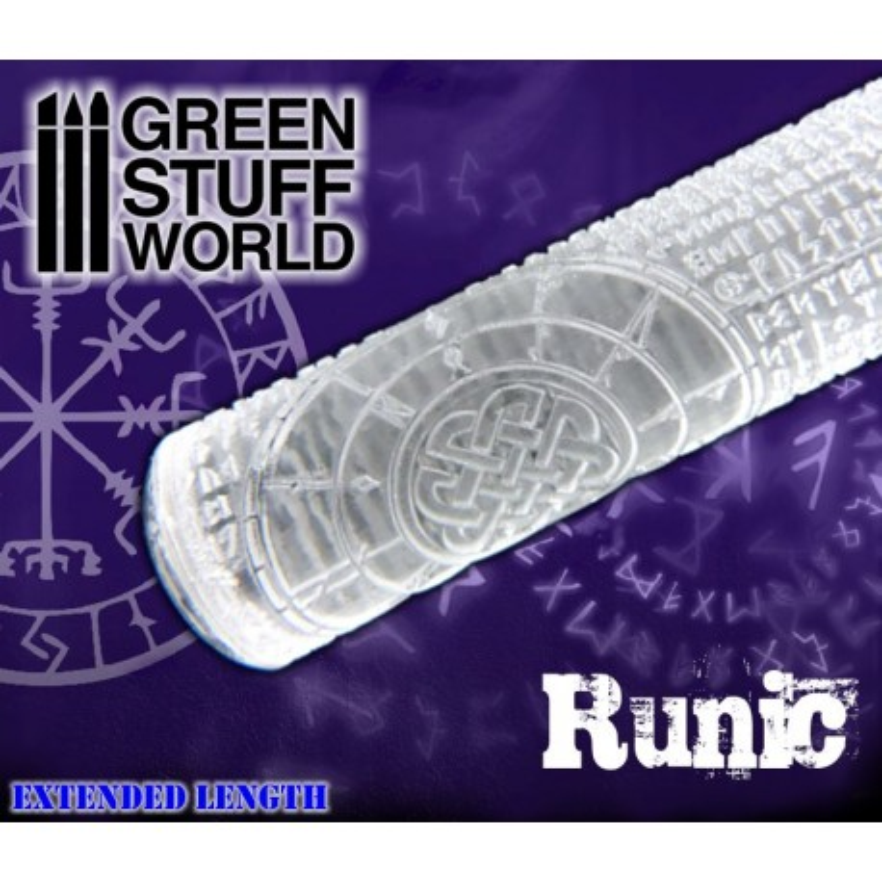 Rouleaux texturés - RUNIQUE