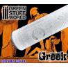 Strukturierte Teigrolle - GRIECHISCH
