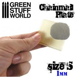 Texture Plate - Kettenhemd - Größe S