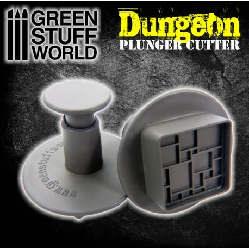 Dungeon Plunger Cutter