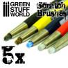 Scratch Brush Pens