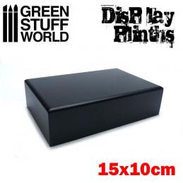 Pedestal Rectangular 15x10 cm