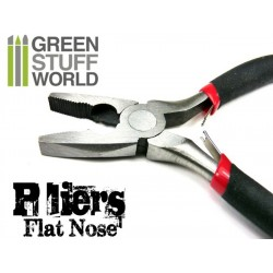 Flat Nose Pliers