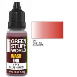 Encre Wash BLUSH RED