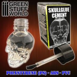 SkullGlue Cement pour plastiques