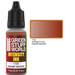 Tinta de Intensidad SWAMP BROWN