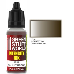 Tinta de Intensidad WALNUT BROWN