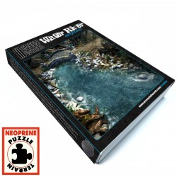 Water River - Neoprene Terrain Set