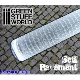 Rolling Pin Sett Pavement