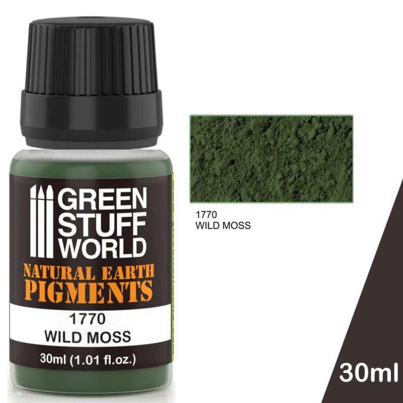 Pigment WILD MOSS