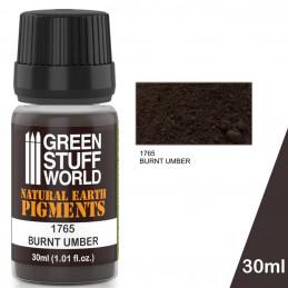 Pigment BURNT UMBER