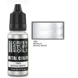 Metallic Paint MYSTIC WHITE