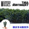 Tall Shrubbery - Blue Green