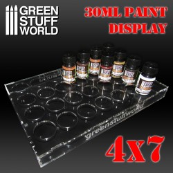 Paint Display 30ml (4x7)