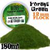 Elektrostatisches Gras 12mm - WaldGrün - 180ml