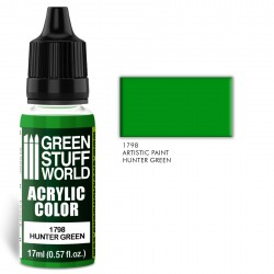 Acrylic Color HUNTER GREEN