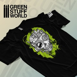 GSW T-shirt SKULL