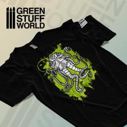 GSW T-shirt POULPE