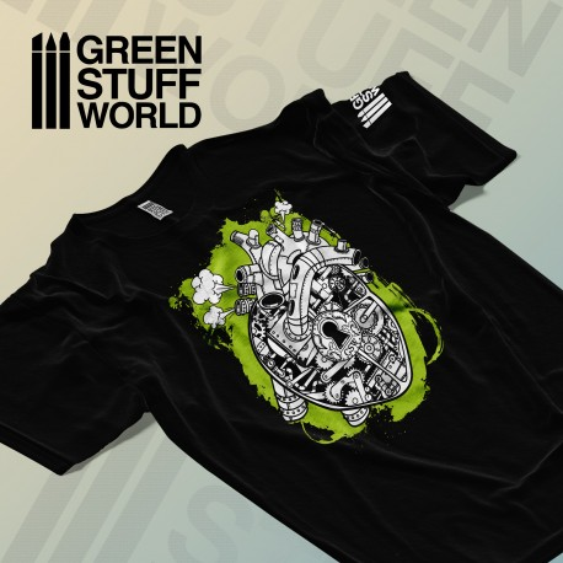 GSW Camiseta CORAZON