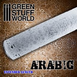 Rouleaux texturés - ARABIQUE