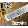 Strukturierte Teigrolle - ÄGYPTISCHE