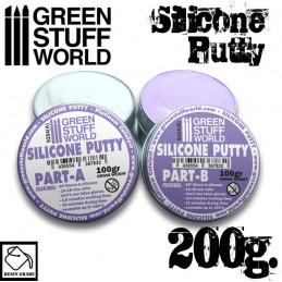 Mastic de Silicone Violette200gr