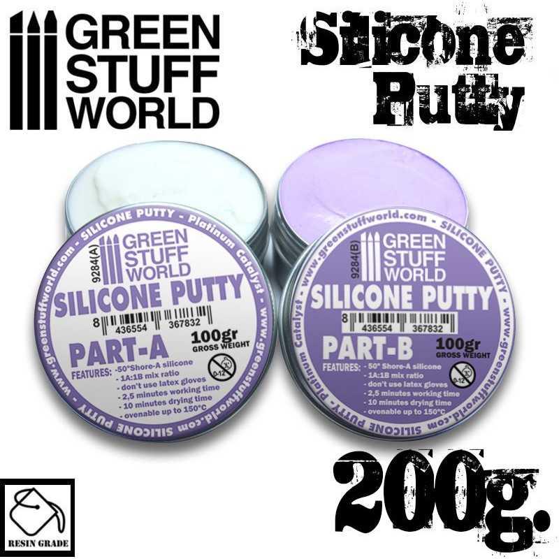 Silicone Putty 200gr.