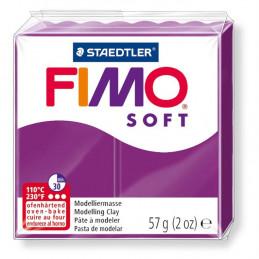 Fimo Soft 57gr - Pourpre