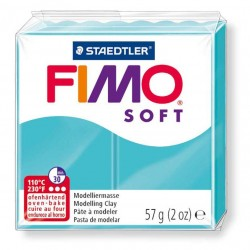 Fimo Soft 57gr - Pfefferminze