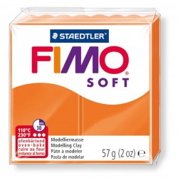 Fimo Soft 57gr - Manderine