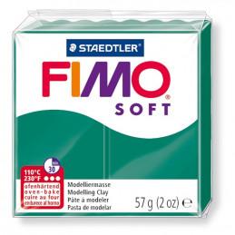 Fimo Soft 57gr - Vert Emeraud