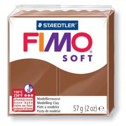 Fimo Soft 57gr - Karamell